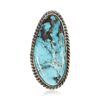 Jewelry  china mountain, navajo, new item, rings, sterling, turquoise  Navajo China Mountain Ring