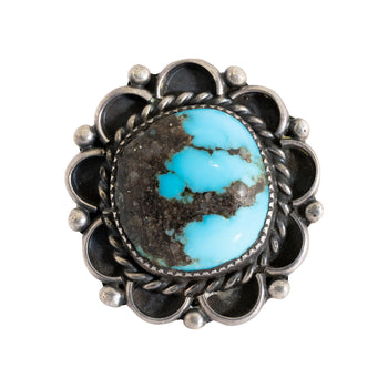 Jewelry  battle mountain, navajo, rings, sterling, turquoise  Battle Mountain Turquoise Ring