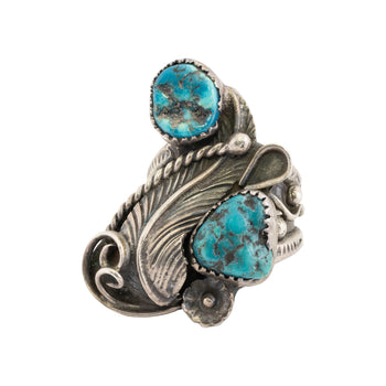 Jewelry  kingman, navajo, rings, sterling, turquoise  Navajo Kingman Turquoise Ring