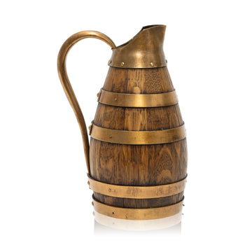 Lodge Furnishings  barware, drinking, french, new item, wine, wine pitchers  French Wine Pitcher