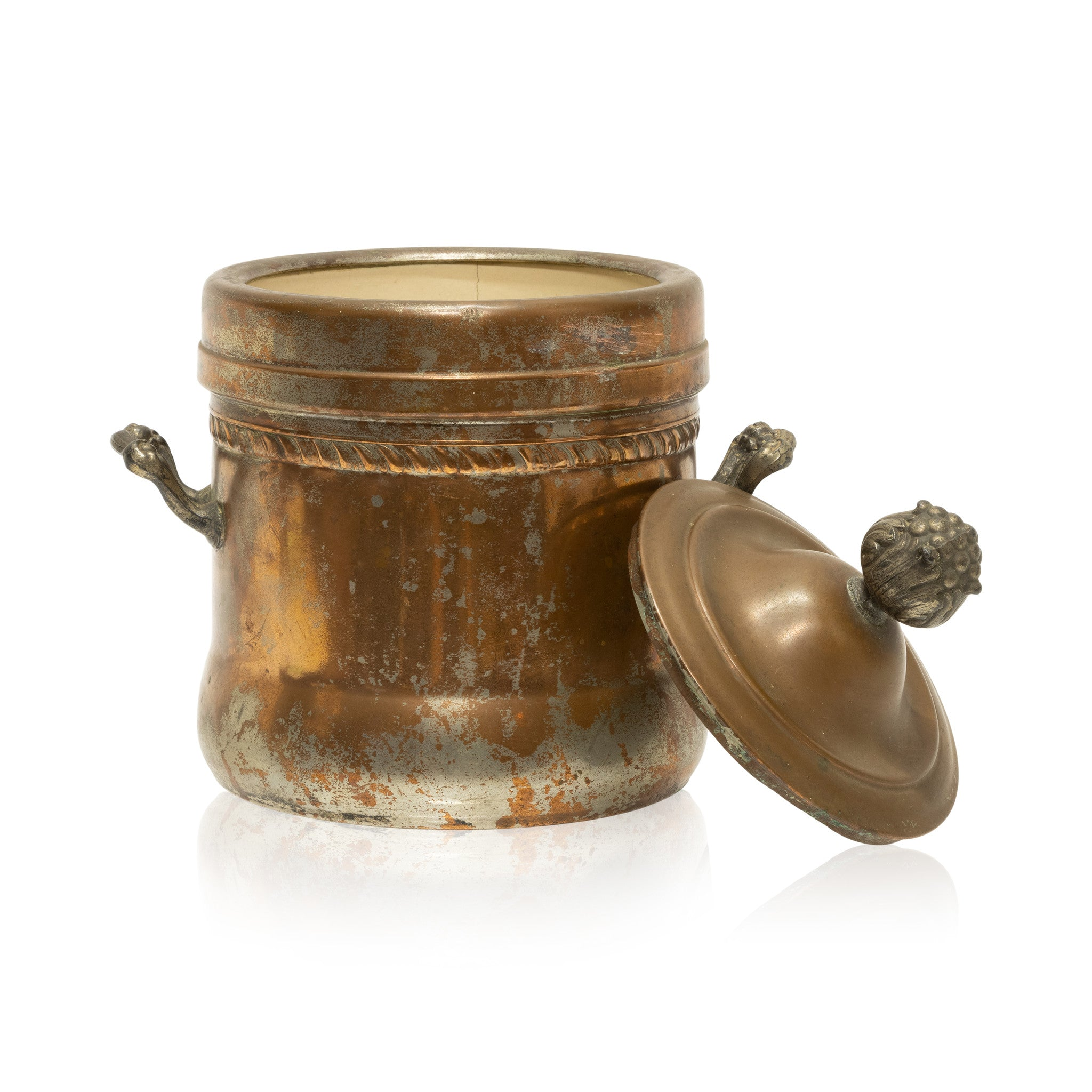 American Copper Glazed Crock copper, crocks, new item, pots