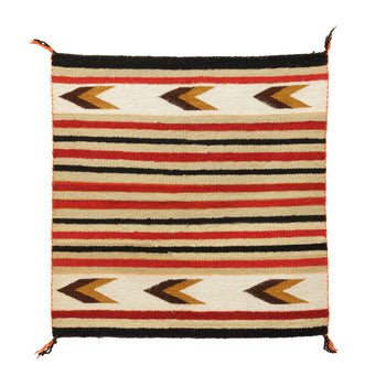 American Indian  navajo, new item, single saddles, weavings  Banded and Chevrons