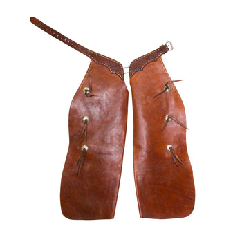 Cowboy and Western  chaps, leathers, n. porter  N. Porter Chaps