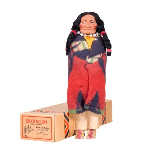 Skookum bully good, dolls, skookums