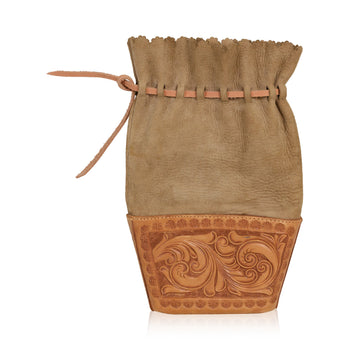 Cowboy and Western  drinking, flasks  Flask Pouch