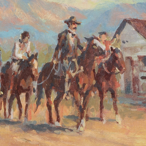 Return of the Posse by Ron Crooks