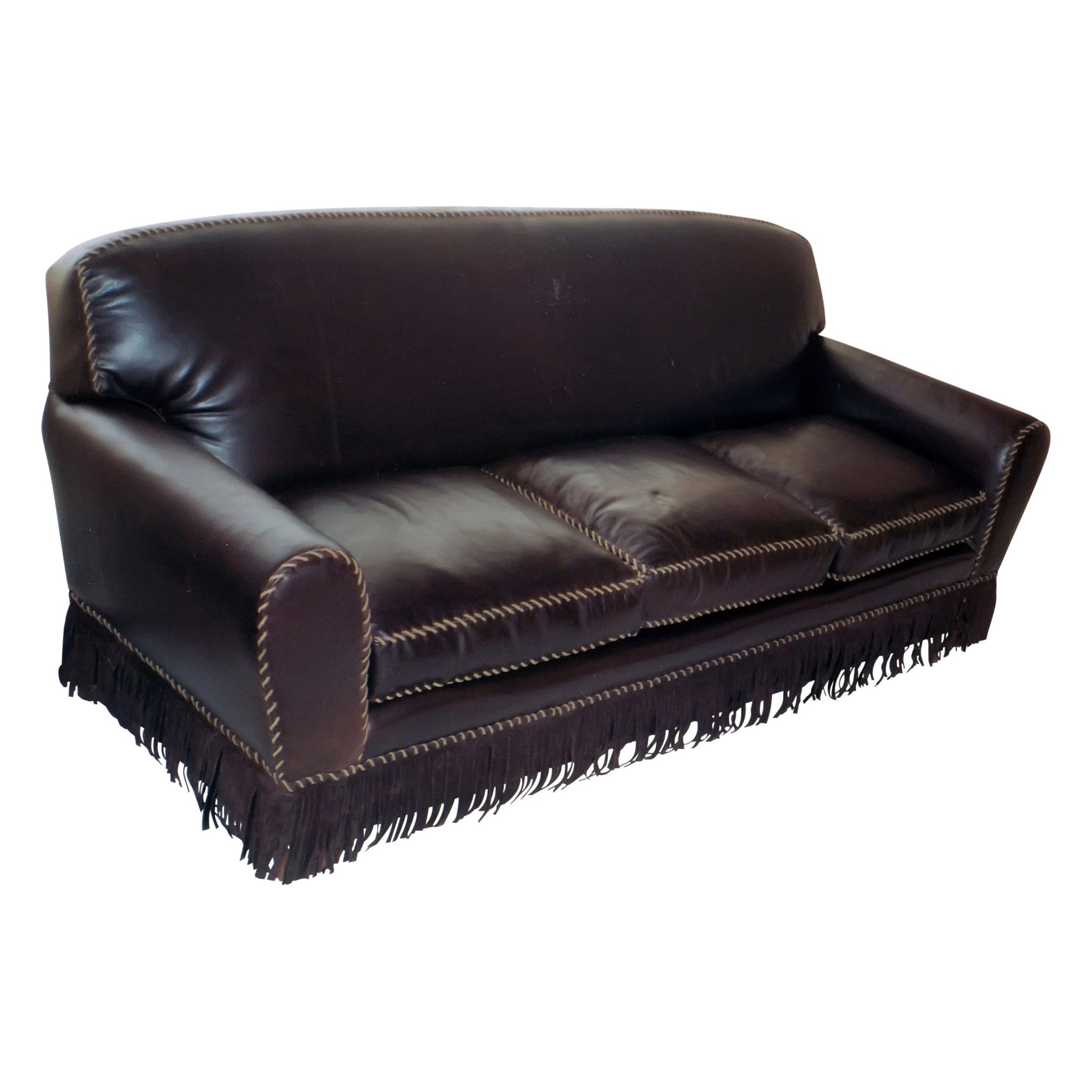 Kennedy Collection Leather Western Great Room Couch couches, kennedy collection leather
