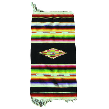 American Indian  1' to 4', mexican, navajo, serapes, southwestern, weavings  Mexican Serape Weaving
