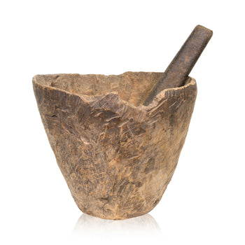 American Indian  mortars, pestles, stone  Mortar and Pestle