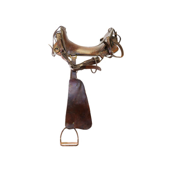 Cowboy and Western  cavalry saddle, mcclellan, saddles  McClellan Cavalry Saddle