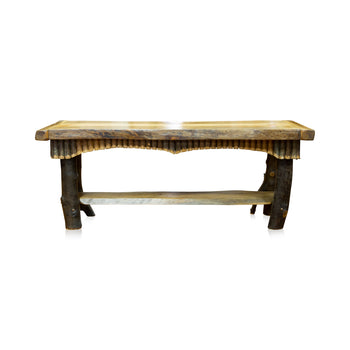 Lodge Furnishings  adirondack, coffee tables, new item  Coffee Table