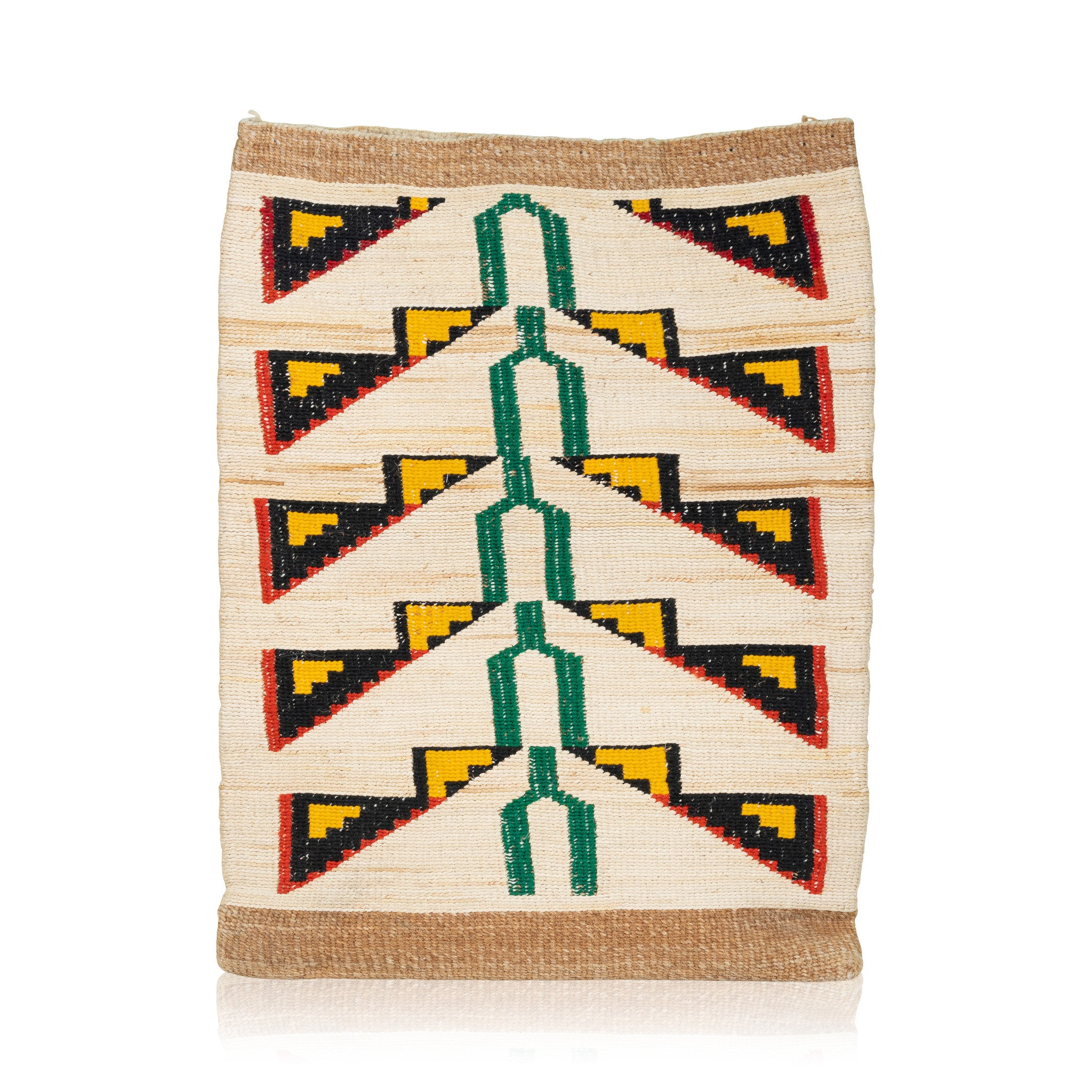 Nez Perce Corn Husk Bag corn husk bags, corn husks, nez perce