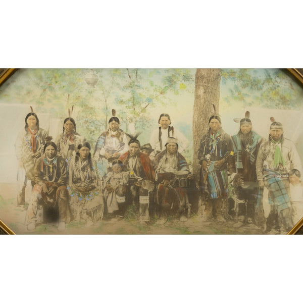 Indians of Eastern Oklahoma