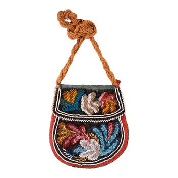 American Indian  beadwork, iroquois, whimsies  Whimsy Pouch