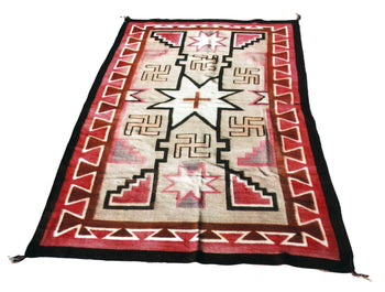 American Indian  crystal, navajo, rugs, weaving  Crystal Weaving