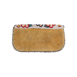 Chippewa Beaded Pocket Pouch