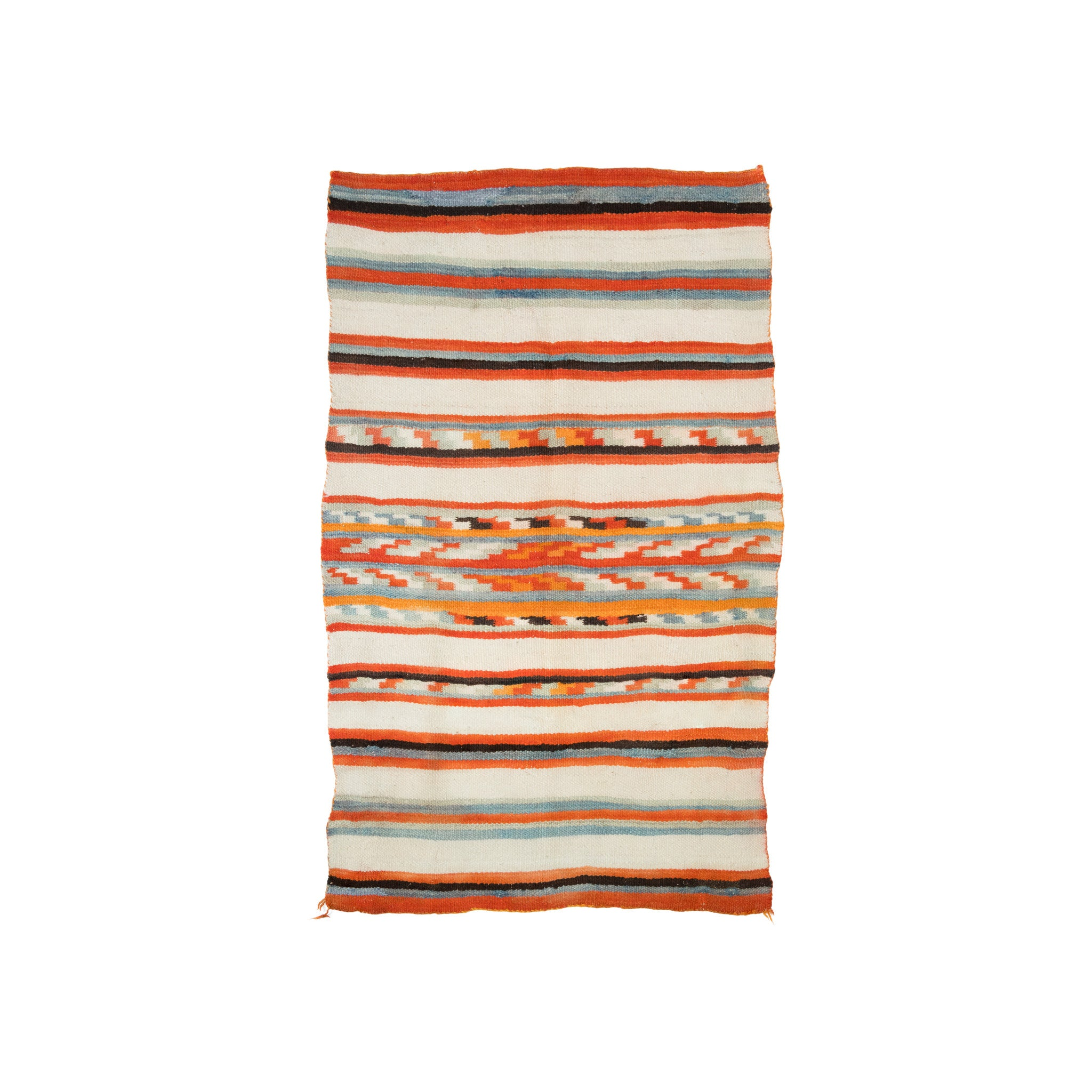 Ladies Transitional Wearing Blanket 4' to 6', blankets, navajo, transitionals, weavings
