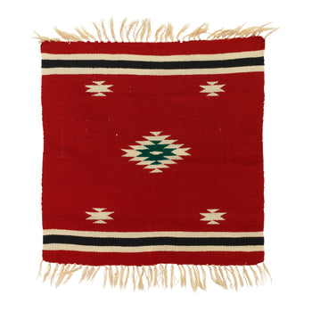 American Indian  1' to 4', chimayos, weavings  Chimaya Throw