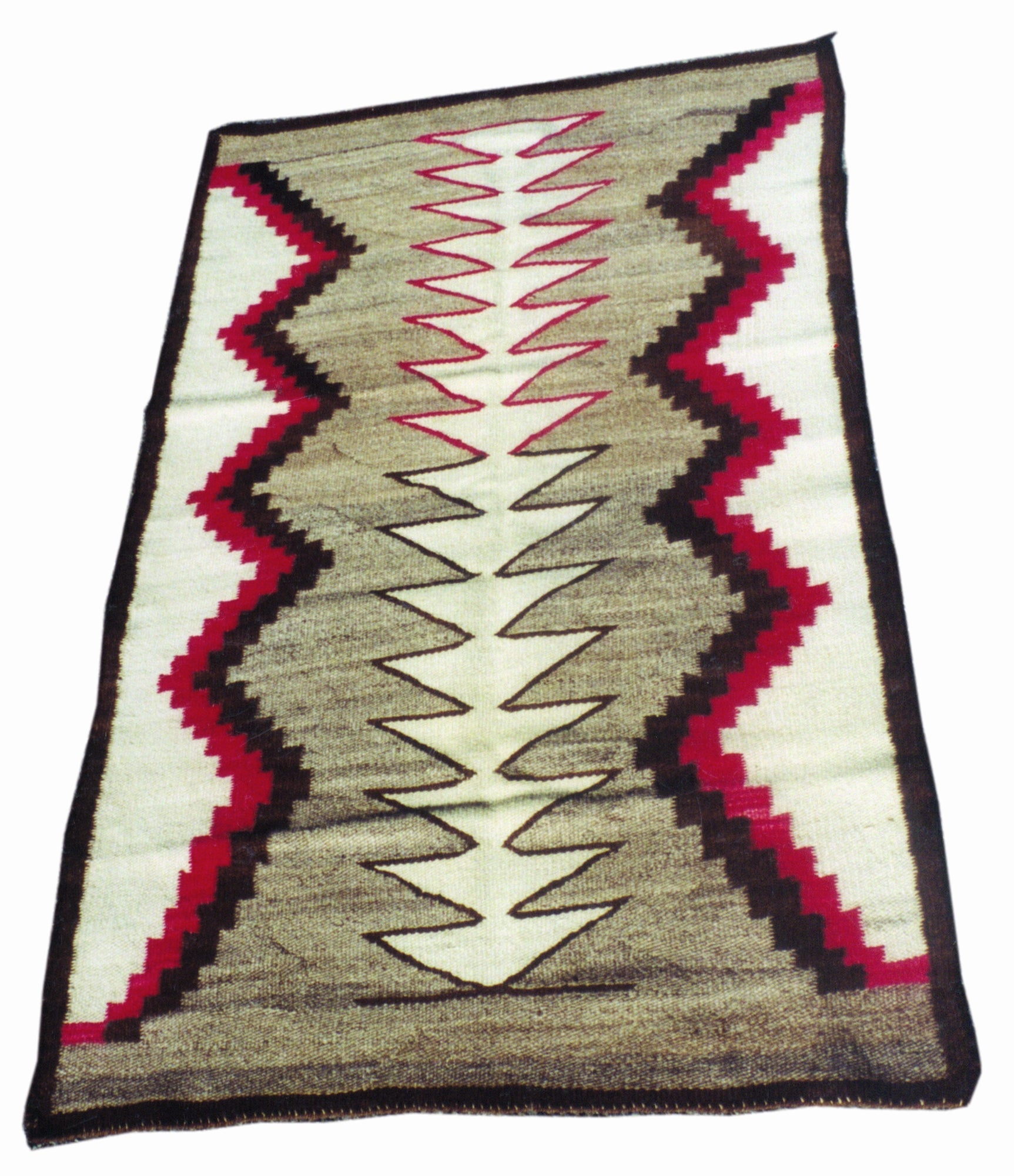 Navajo Crystal 4' to 6', crystals, navajo, rugs, weavings
