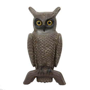 Sporting Goods  decoy, hunting, owl, sporting goods other  Two Headed Owl