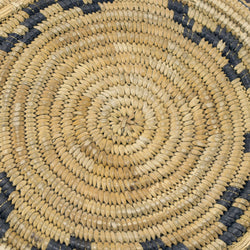 Yokut Basket With Diamond Pattern