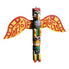1938 Winged Totem  northwest, totem