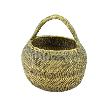 American Indian  baskets, northwest  Northwest Coast Carrying Basket