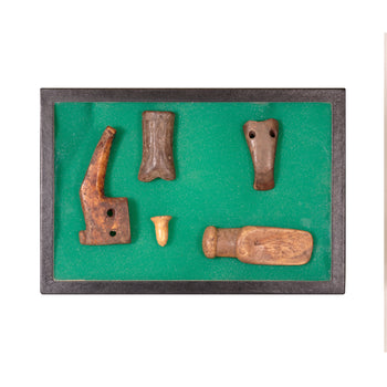 American Indian  inuit, ivory, prehistoric, tools  Inuit Tools
