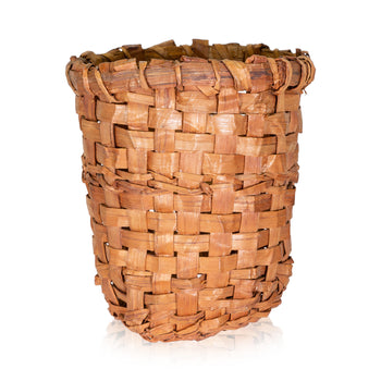 American Indian  berry baskets, northwest coast, sale item  Northwest Coast Berry Basket