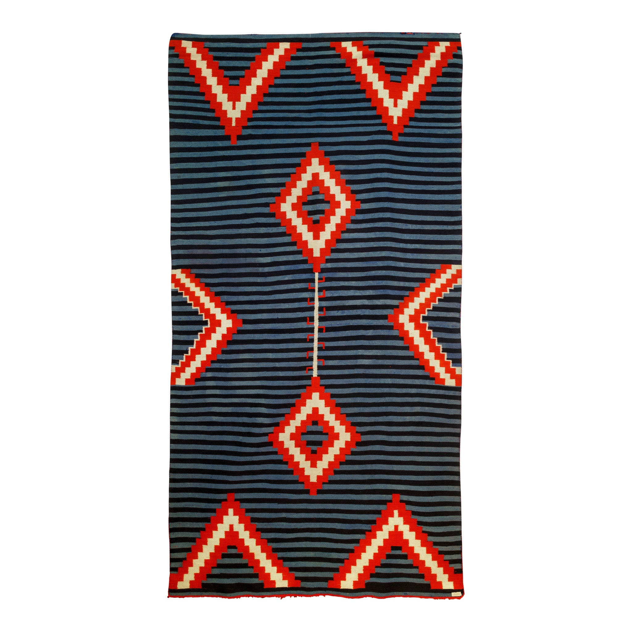 Germantown Moki 8' +, germantowns, navajo, weavings