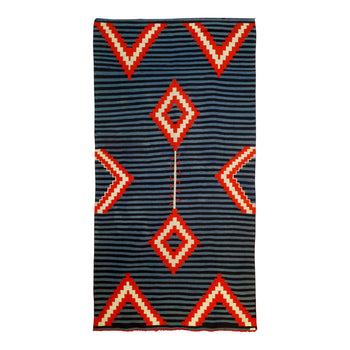 American Indian  8' +, germantowns, navajo, weavings  Germantown Moki