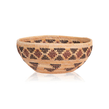 American Indian  baskets, yokut  Yokut Basket