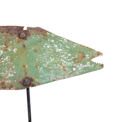 Trout Weather Vane