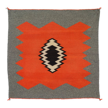 American Indian  1' to 4', germantowns, navajo, samplers, weavings  Germantown Sampler