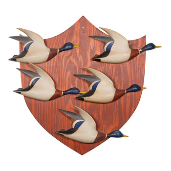Sporting Goods  carvings, decoys, john lee baldwin, miniatures, waterfowl  Mallard Drake Miniatures