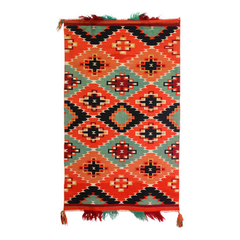 American Indian  4' to 6', germantowns, navajo, weavings  Germantown