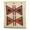 Nez Perce Cornhusk Bag with Butterfly Design  baskets, cornhusks, nez perce