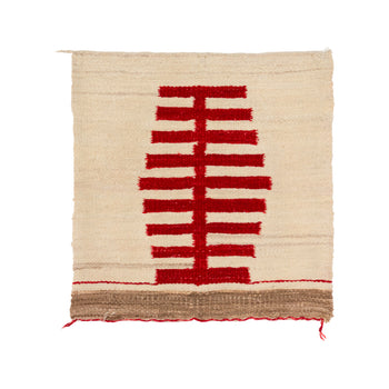 American Indian  1' to 4', navajo, samplers, weavings  Navajo Sampler