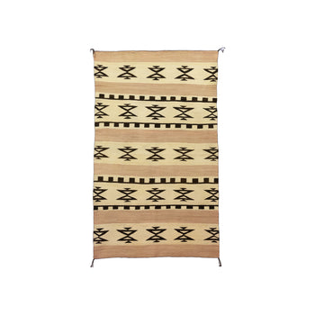 American Indian  4' to 6', chinle, naturals, navajo, new item, weavings  Navajo Chinle
