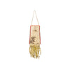 Crow Mirror Bag  bag, beadwork, crow, plains