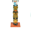 Tsimpshean Eagle Cedar Totem  1' to 3', carvings, ketchikan, totems, tsimpshean