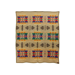 Cayuse Wool Blanket