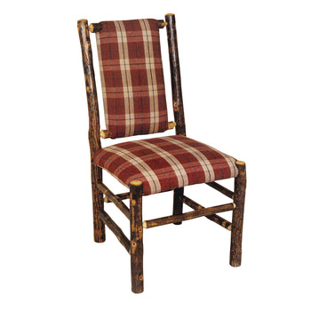 Lodge Furnishings  old hickory  Old Hickory Side Chair