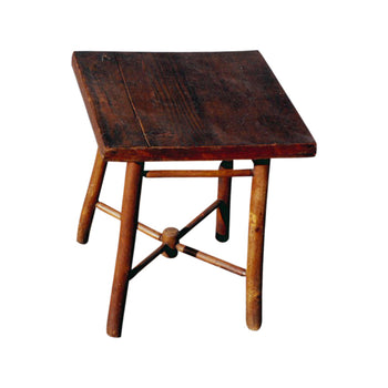 Lodge Furnishings  old hickory, tables  Vintage Old Hickory Table