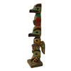 Northwest Coast Winged Cedar Totem  1' to 3', carvings, northwest, totems