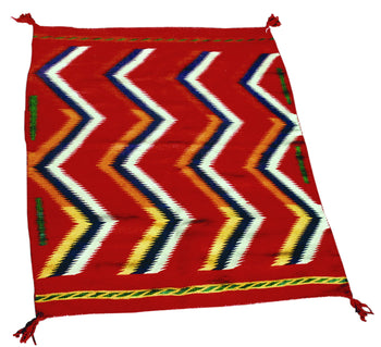 American Indian  1' to 4', blankets, child's blankets, navajo, weavings  Child's Blanket