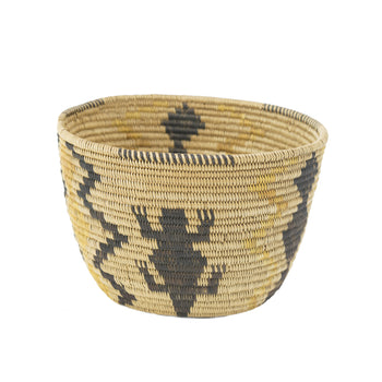 American Indian  baskets, mission, pomo  Gilla Monsters