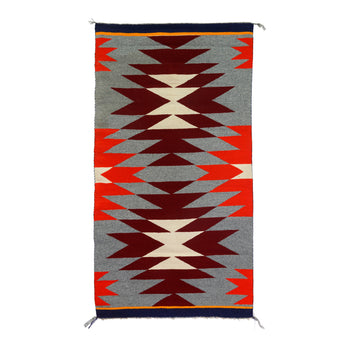American Indian  1' to 4', germantowns, navajo, throws, weavings  Germantown Throw