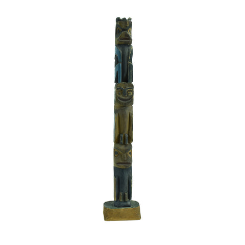 Northwest Coast Cedar Totem 1' to 3', carvings, northwest, totems