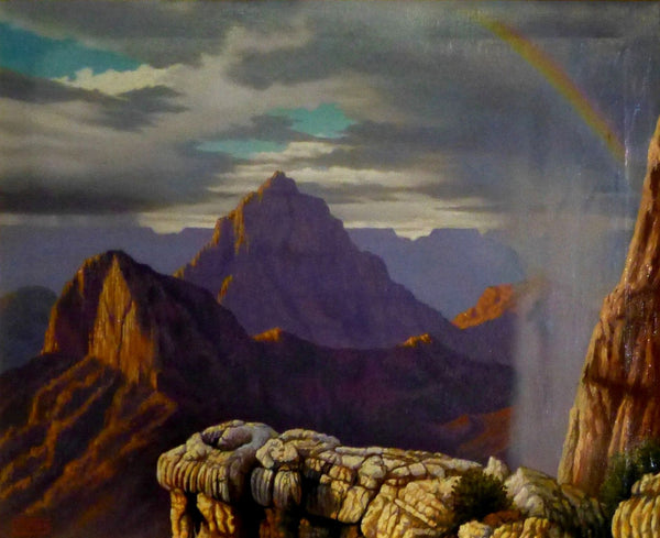 Storm's Passing By Franklin Moody